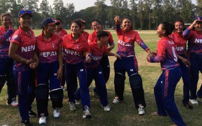 इन्डोनेसियालाई ९२ रनकोले पराजित गर्दै नेपाली महिला टोली  अन्तिम दुईमा